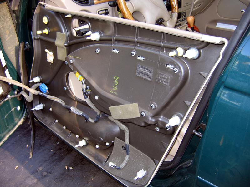 service manual  2003 jaguar s type windshield latch motor